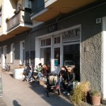 Das LIV in der Choriner Straße
