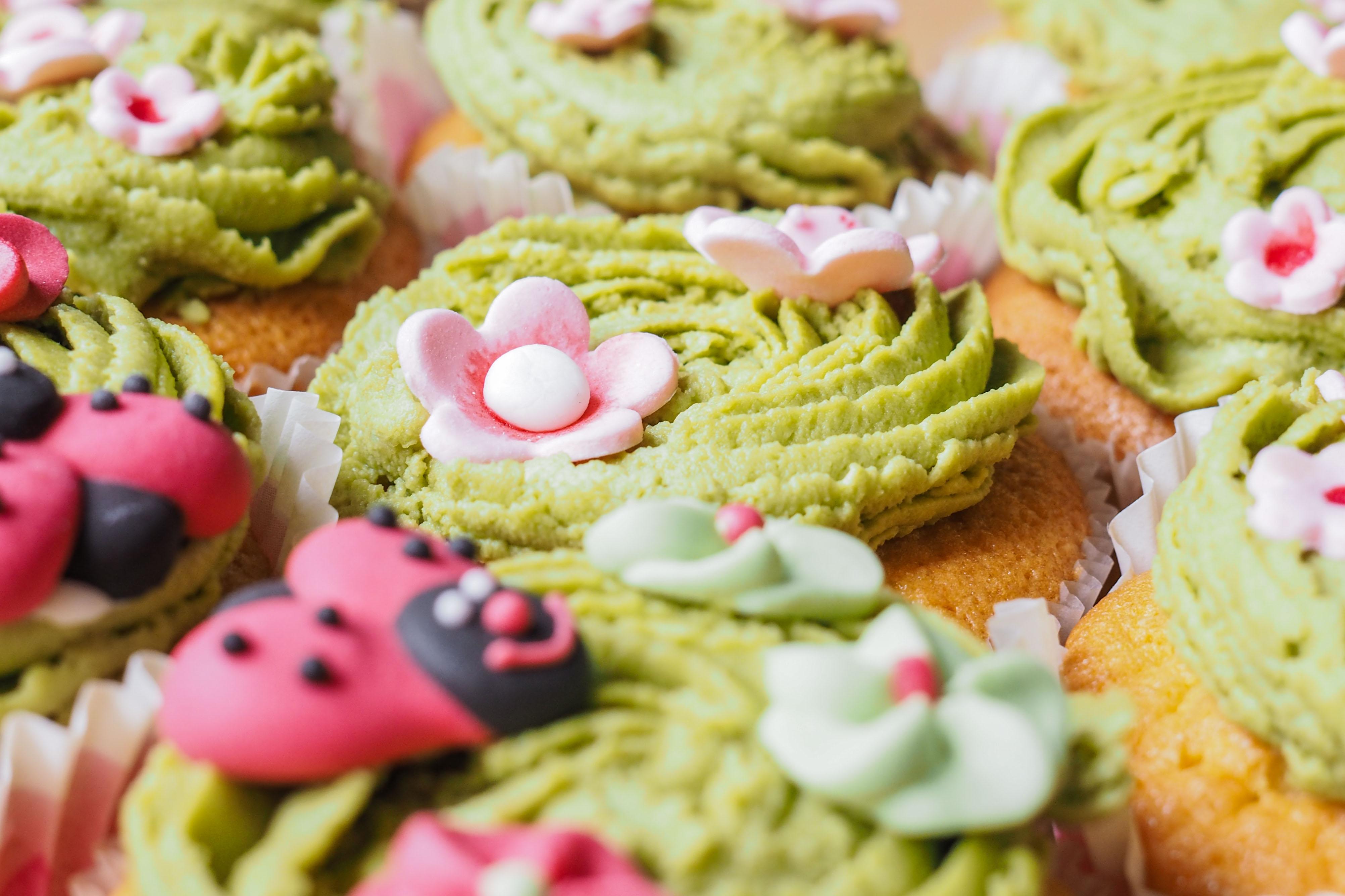 blumenwiesen cupcakes