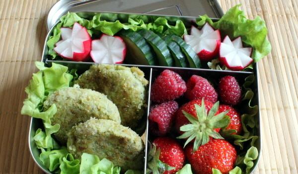 Die grüne Alternative zur mittäglichen Currywurst