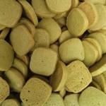 Matcha Squares, vegane Matchaplätzchen