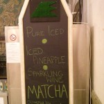 Die Matcha Drinks