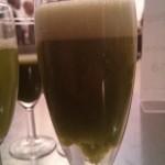Matcha Champagner