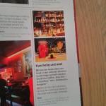 "BRYK Bar im Magazin ""Berliner"""