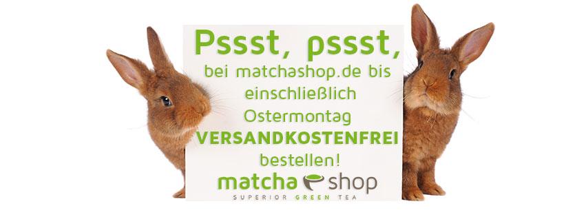 Osterspecial - Alle Bestellungen versandkostenfrei