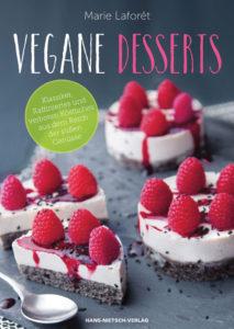 BUCHCOVER Vegane Desserts