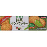 'FURUTA SEIKA ' Furuta Matcha Green Tea Sandwich Cookies, 10 pieces, 117g