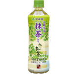 ITOEN Ooi Ocha Green Tea with Uji Matcha, 525g