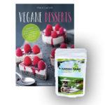 Bio Matcha Dessert Set (vegan)