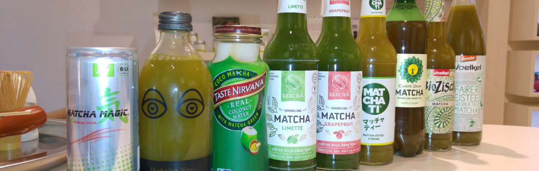 Matcha Erfrischungsgetränke