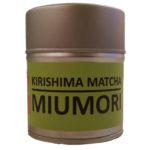 Bio Miumori Kirishima Matcha - Schmuckdose 20g