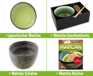 Matcha und Zubehör bei matchashop Berlin