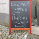 Matcha Heaven im matchashop Berlin