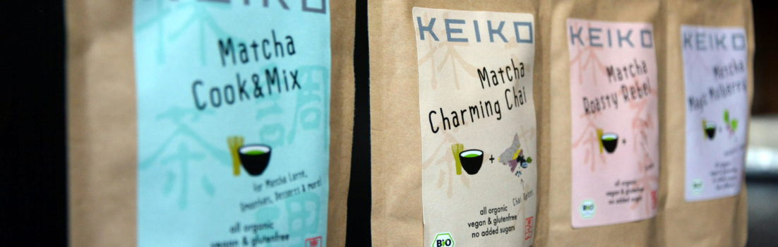 KEIKO Matcha Blends