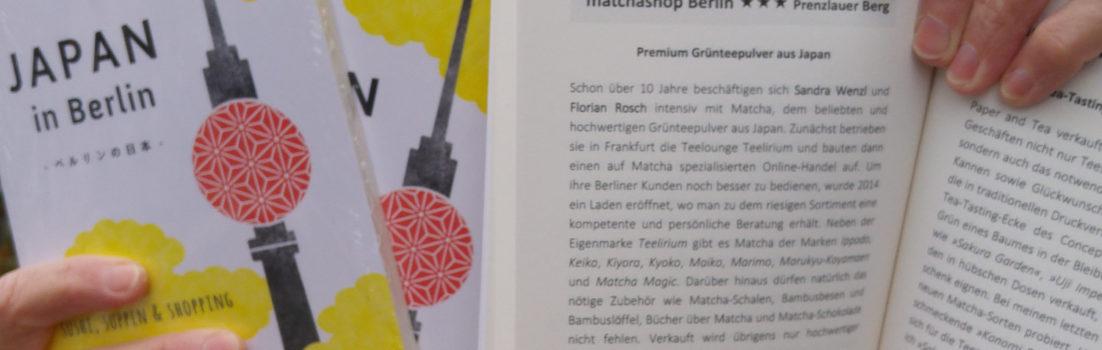 "Top Empfehlung ""Japan in Berlin"""