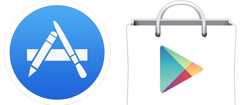 matchashop App für Apple und Android