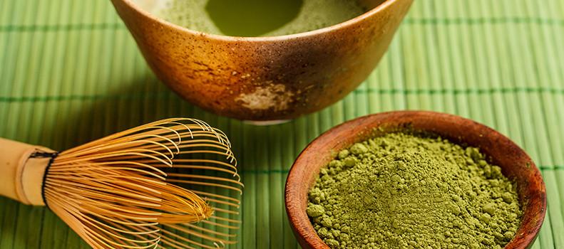 5 Gründe: Darum lieben wir Matcha-Tee