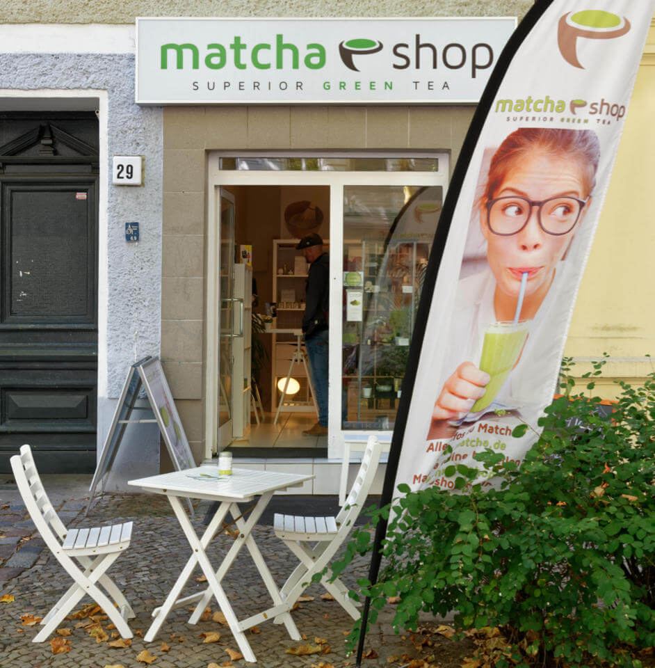 matchashop Berlin, Husemannstr 29, 10435 Berlin